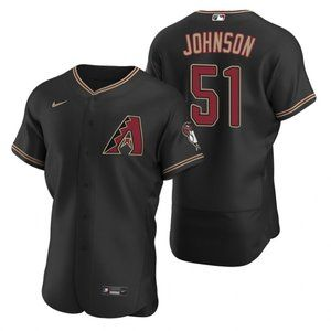 Men Arizona Diamondbacks Randy Johnson Jersey